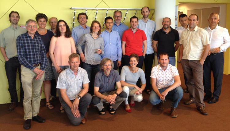 AZEB team meeting Eindhoven